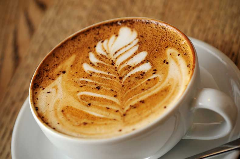 coffee-cappuccino-foam-pattern-latte-art