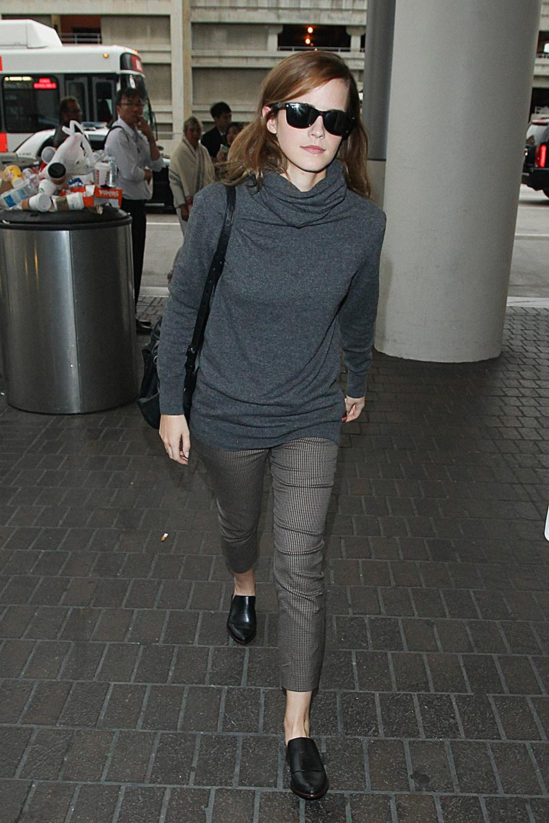 Emma-Watson-gave-easy-separates-smart-finish-polished-loafers