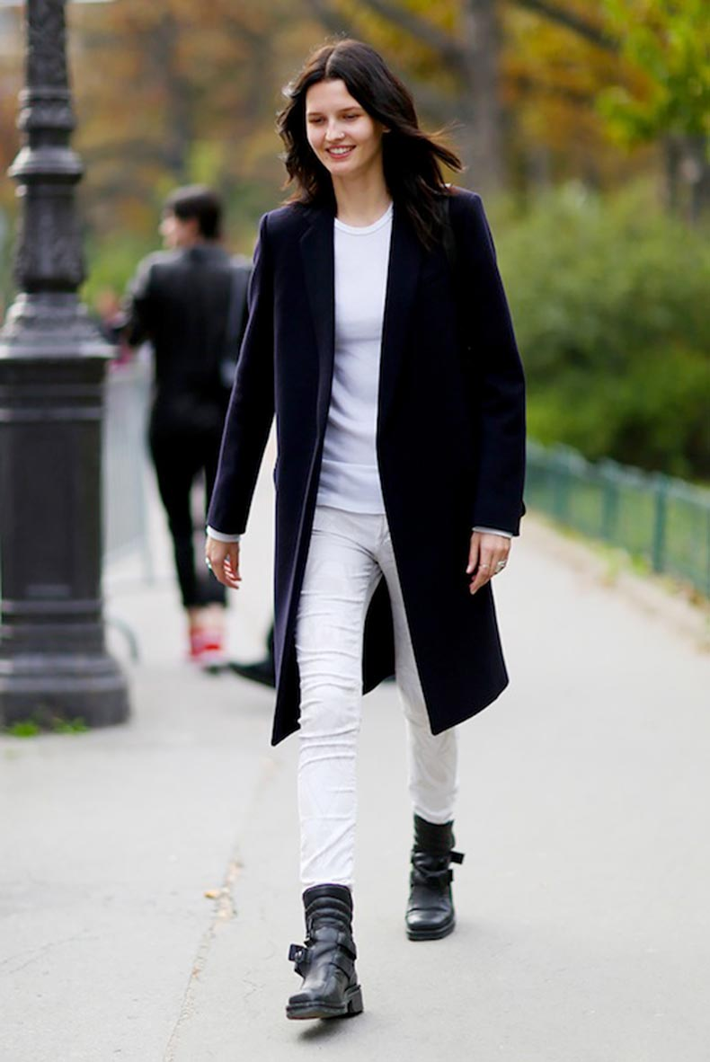 10-Le-Fashion-Blog-30-Fresh-Ways-To-Wear-White-Jeans-Model-Style-Coat-Black-Boots-Via-Who-What-Wear