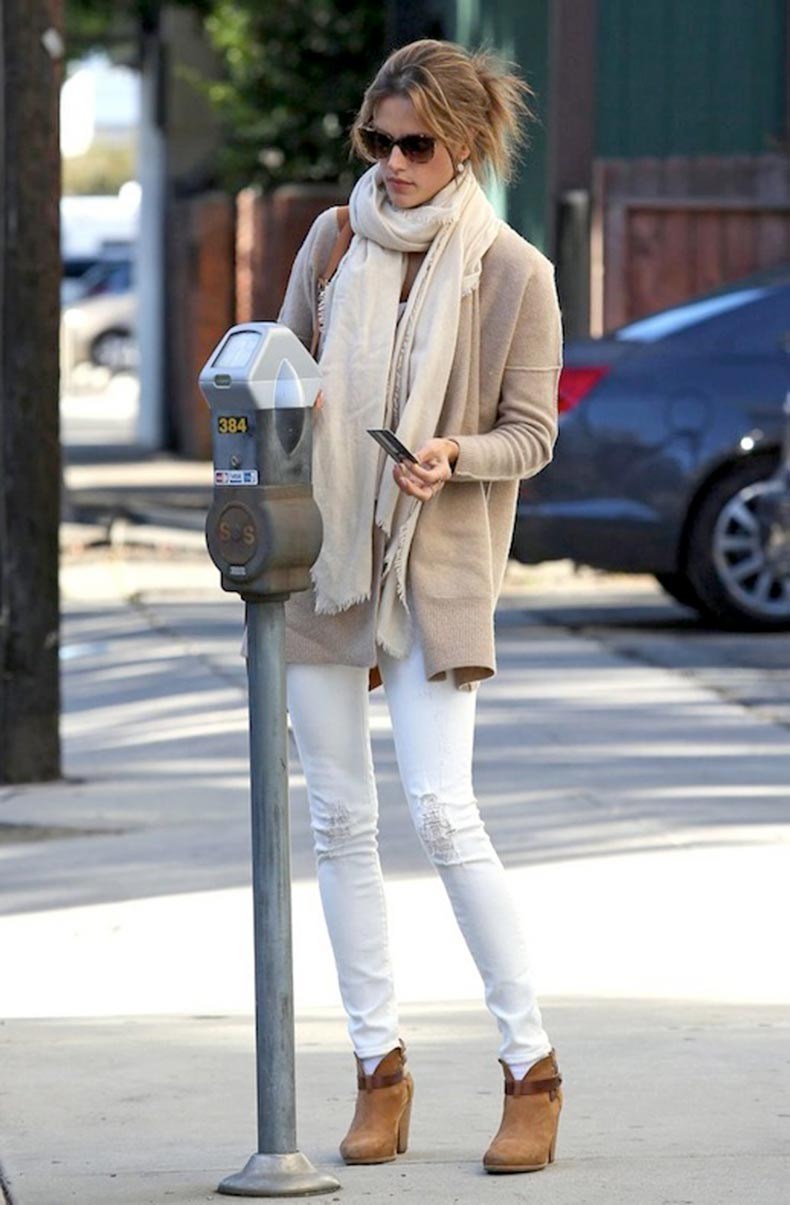 23-Le-Fashion-Blog-30-Fresh-Ways-To-Wear-White-Jeans-Alessandra-Ambrosio-Scarf-Cardigan-Rag-Bone-Boots-Via-Pop-Sugar