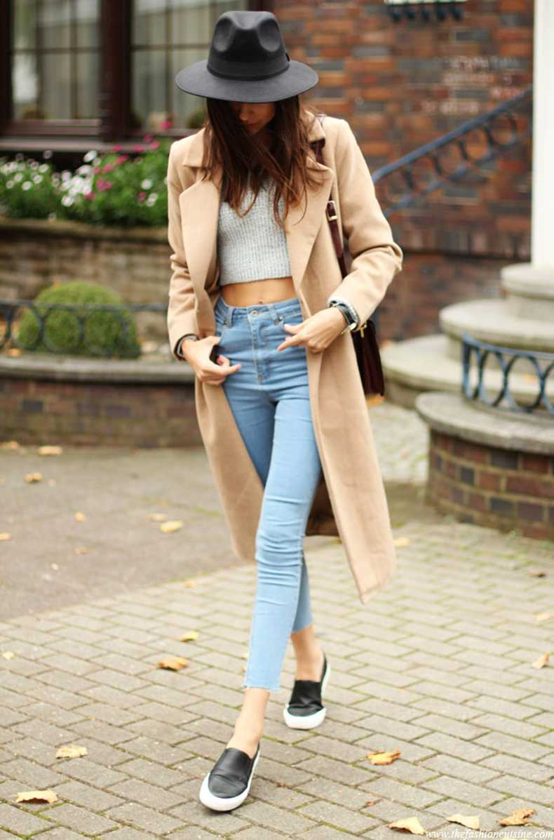 how-to-wear-cropped-sweaters-in-winter-5