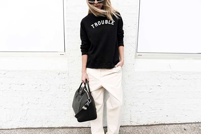 trouble-sweatshirt-white-pants-celine-givenchy-oracle-fox-3