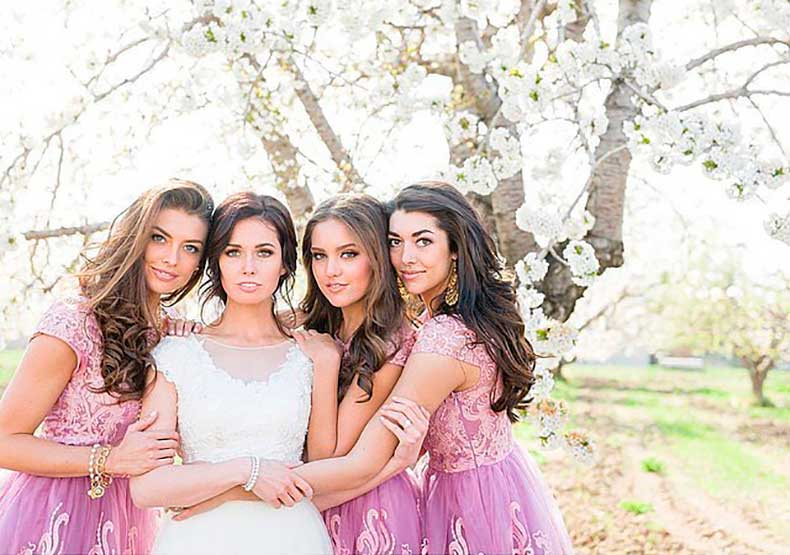 Even-bridesmaid-dresses-can-modest