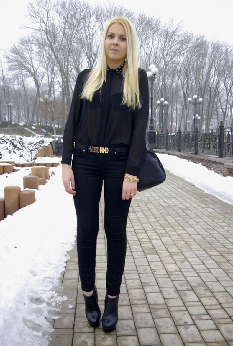 How-To-Wear-Black-Shirts-Street-Style-Looks-14