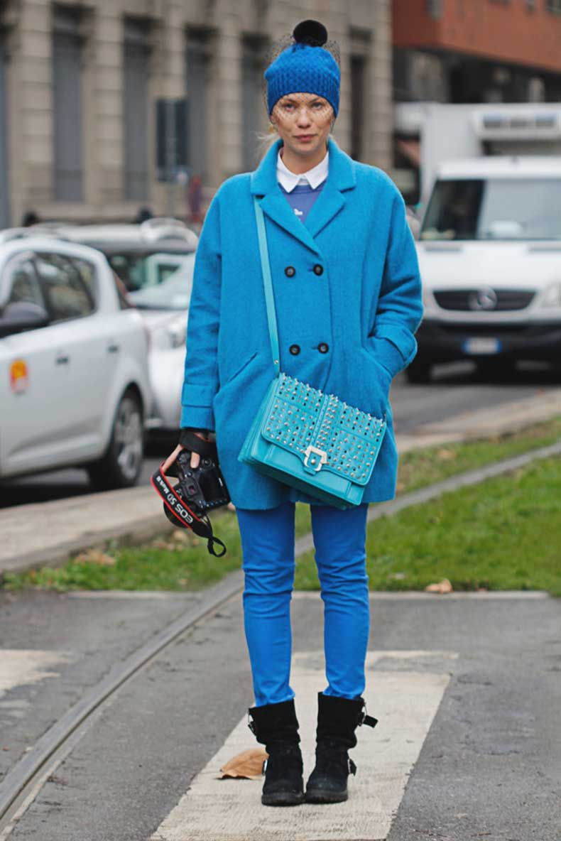 Monochromatic-oh-so-cool-mix-bold-blue-shades-made