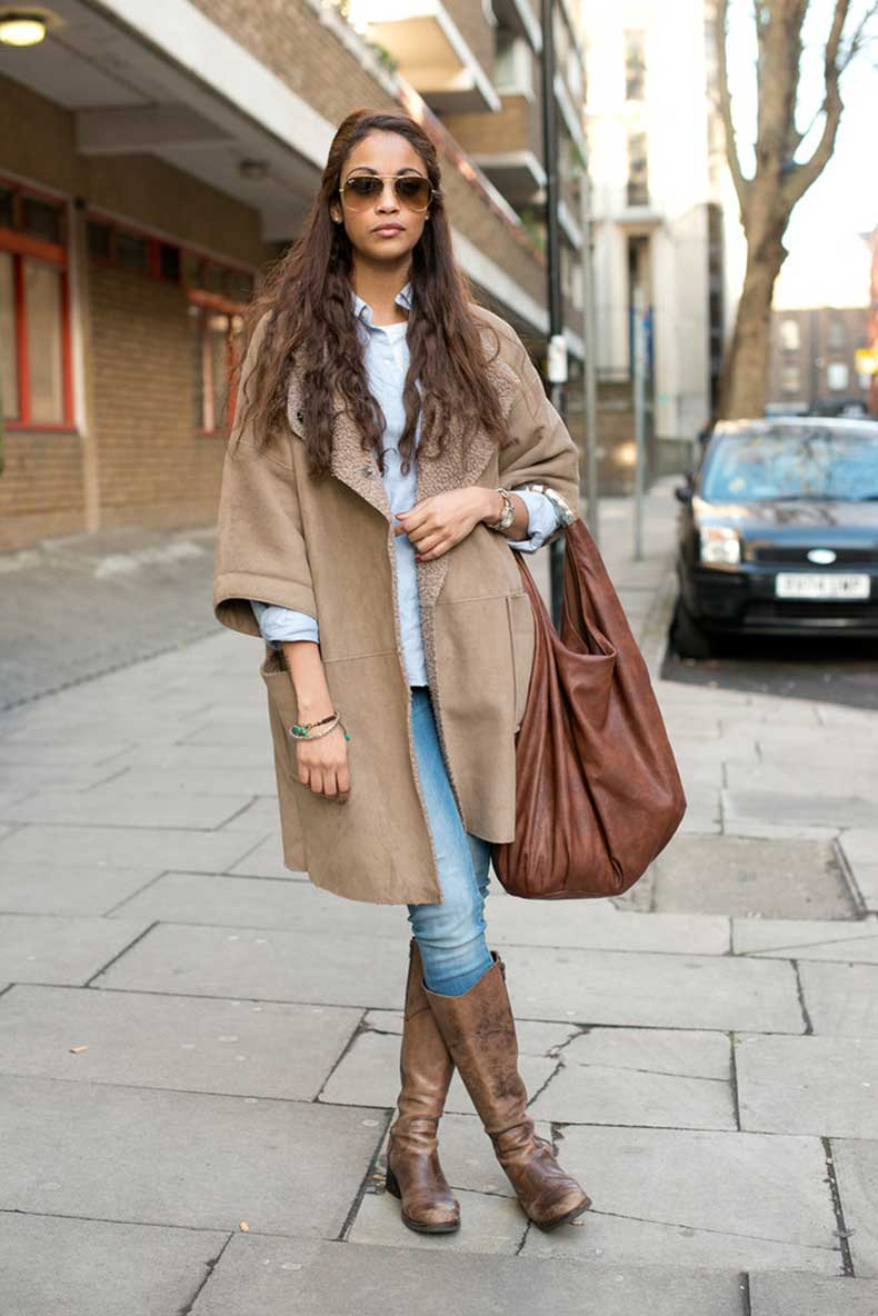 Well-always-fan-classic-chic-combo-camel-denim