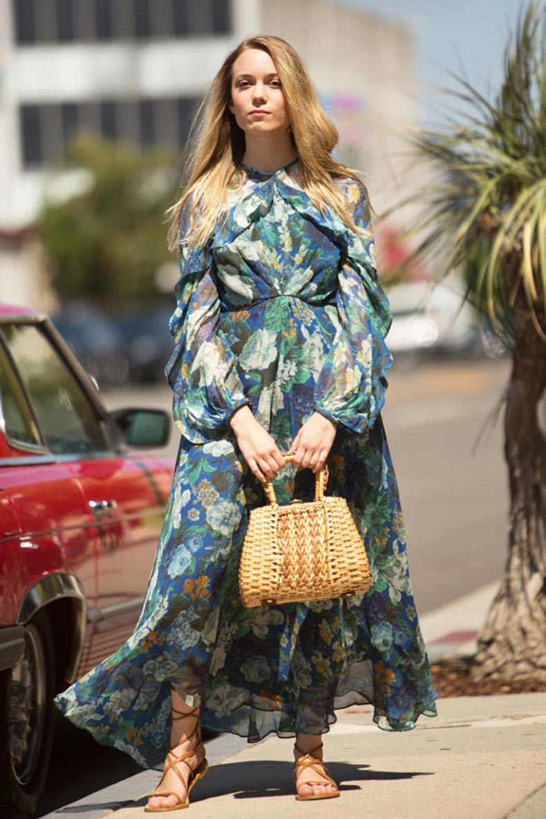 floral-maxi-dress-outfits-600x900