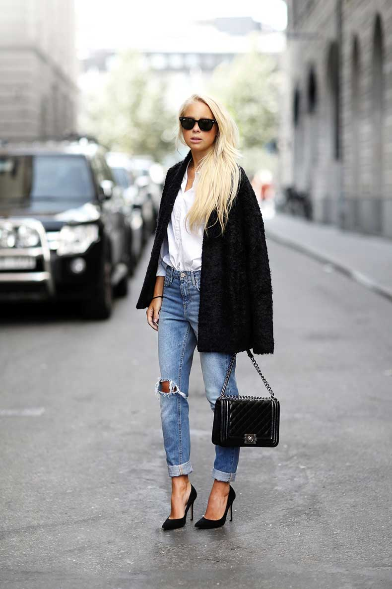 5.-black-wool-jacket-with-casual-outfit