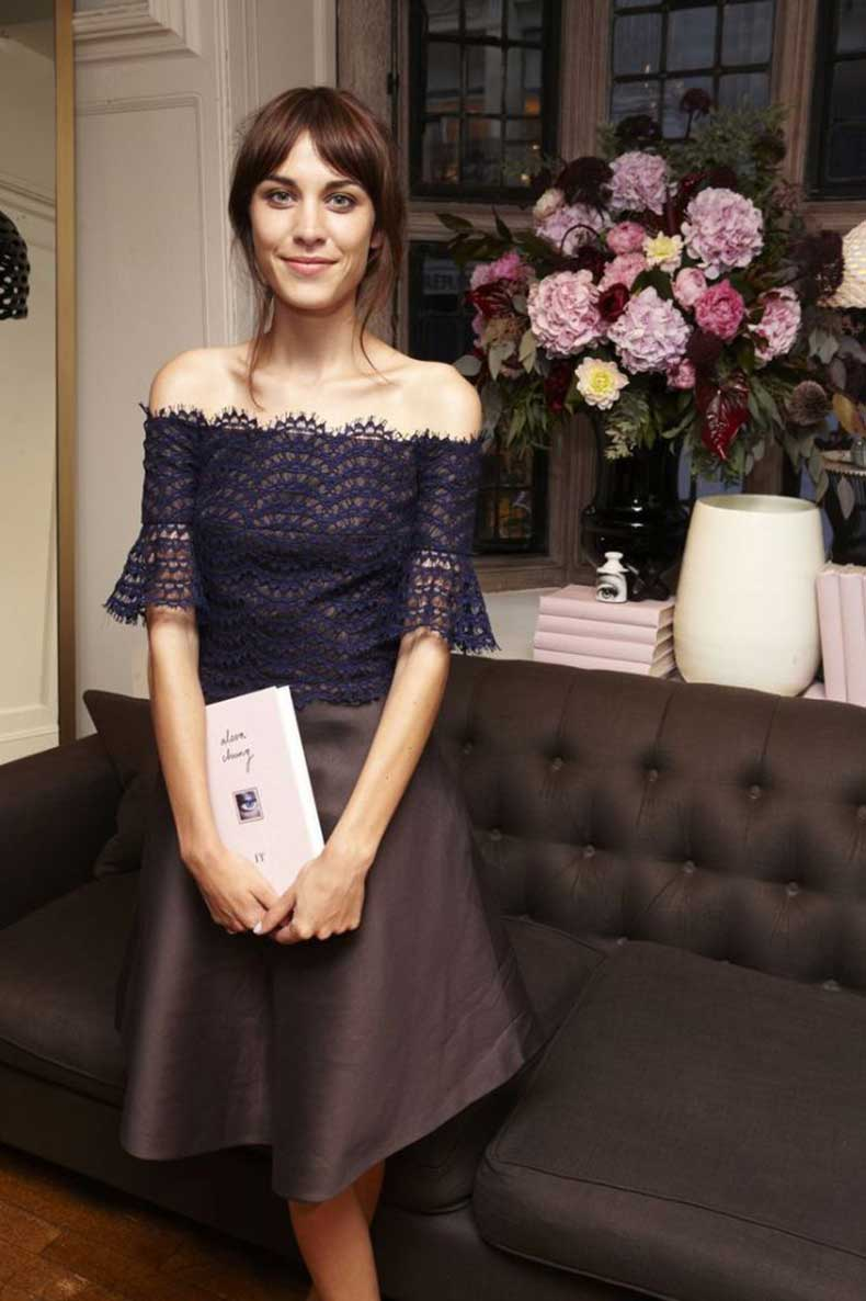 alexa-chung-holiday-party-evening-party-dress-lace-off-the-shoulder-via-liberty.co_.uk_-682x1024