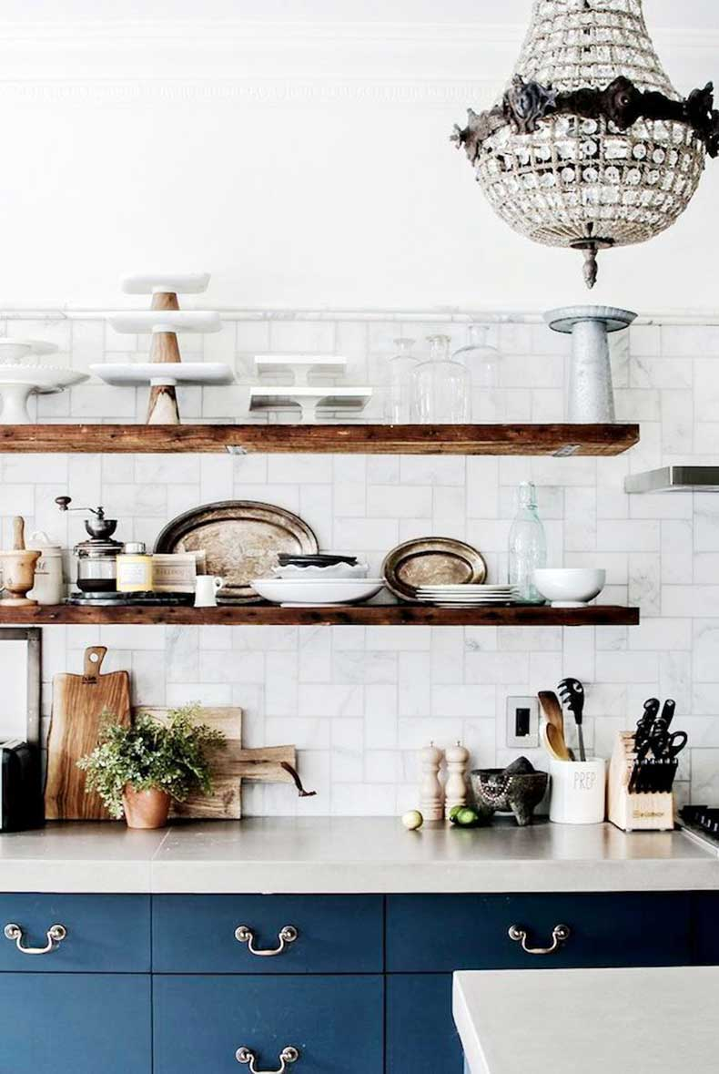 how-to-style-your-open-kitchen-shelving-the-classic
