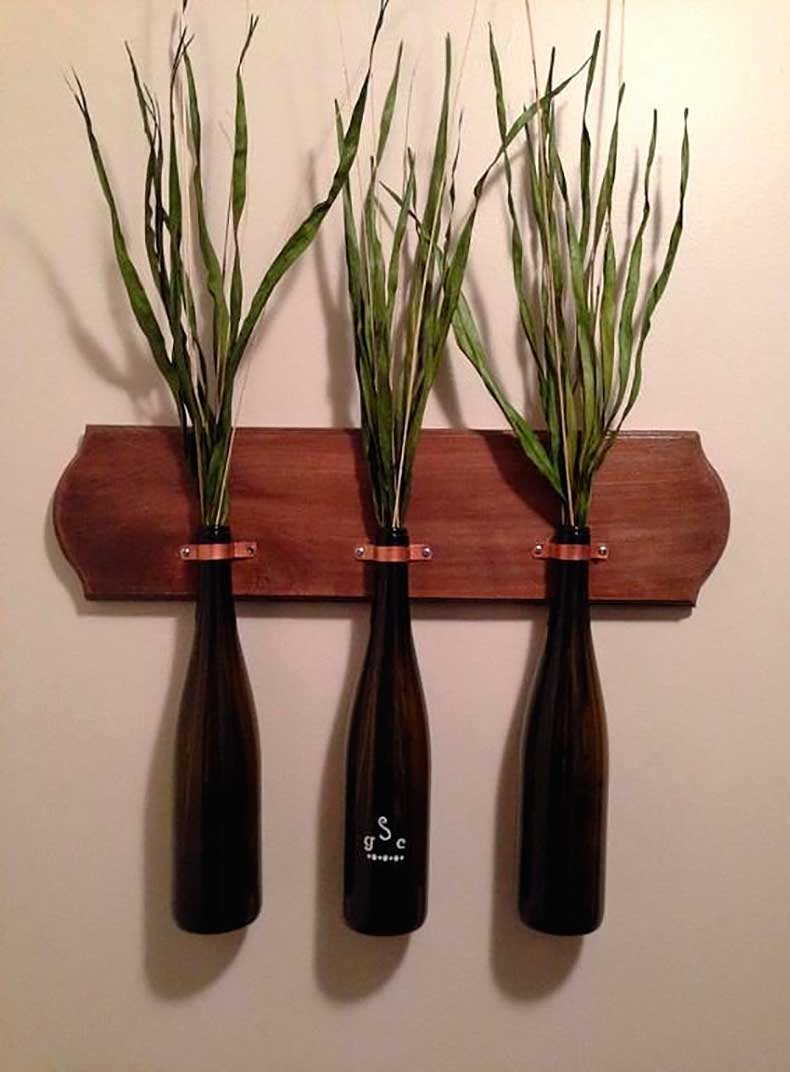 Mounted-Vases