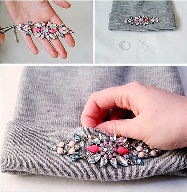 Blinged-Out-Beanie