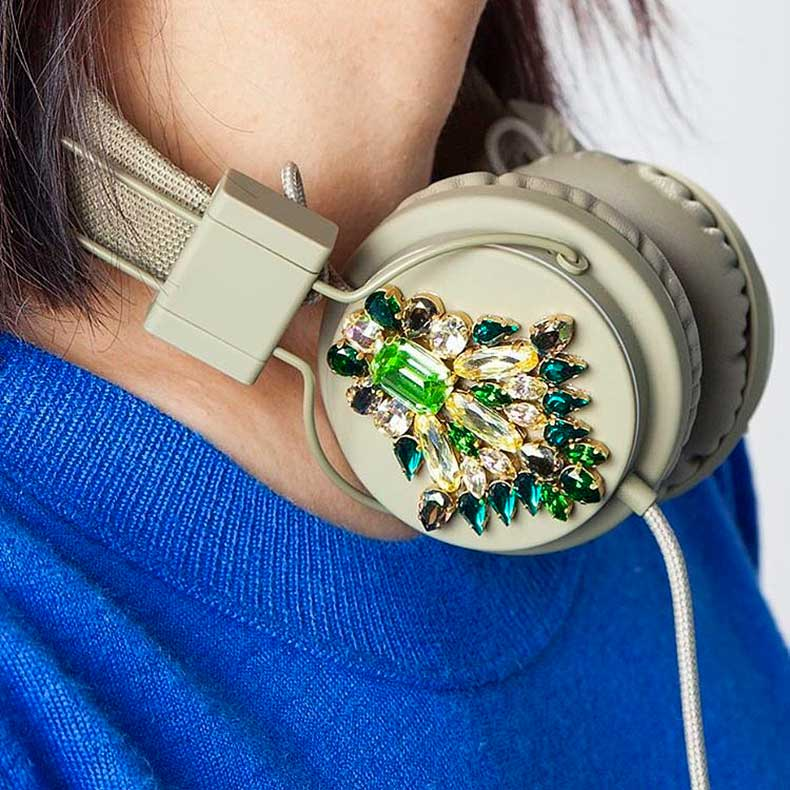 Blinged-Out-Headphones