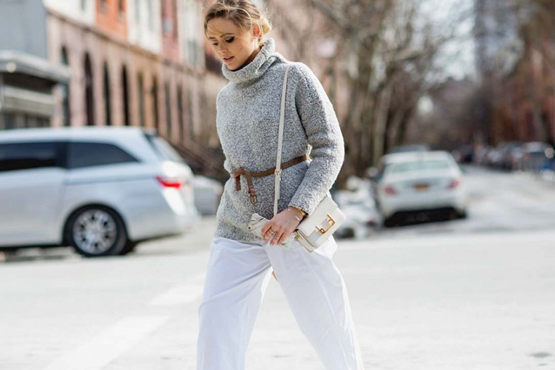 nyfw-belted-turtleneck-sweater-white-wide-leg-pants-winter-whites-classic-via-thestyleograph
