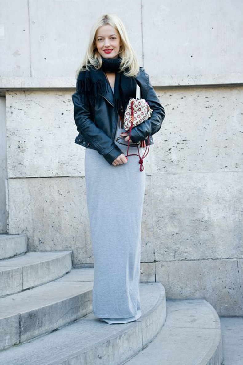elle-strauss-grey-maxi-dress-black-leather-moto-jacket-summer-dresses-into-fall-via-fashionistable.blogspot.com_