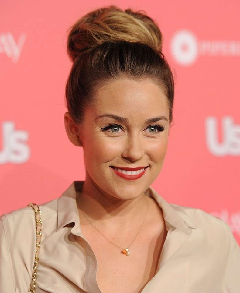 HOLLYWOOD, CA - APRIL 26: Actress Lauren Conrad arrives at the Us Weekly Hot Hollywood party held at Eden on April 26, 2011 in Hollywood, California. (Photo by Jason Merritt/Getty Images) *** Local Caption *** Lauren Conrad;