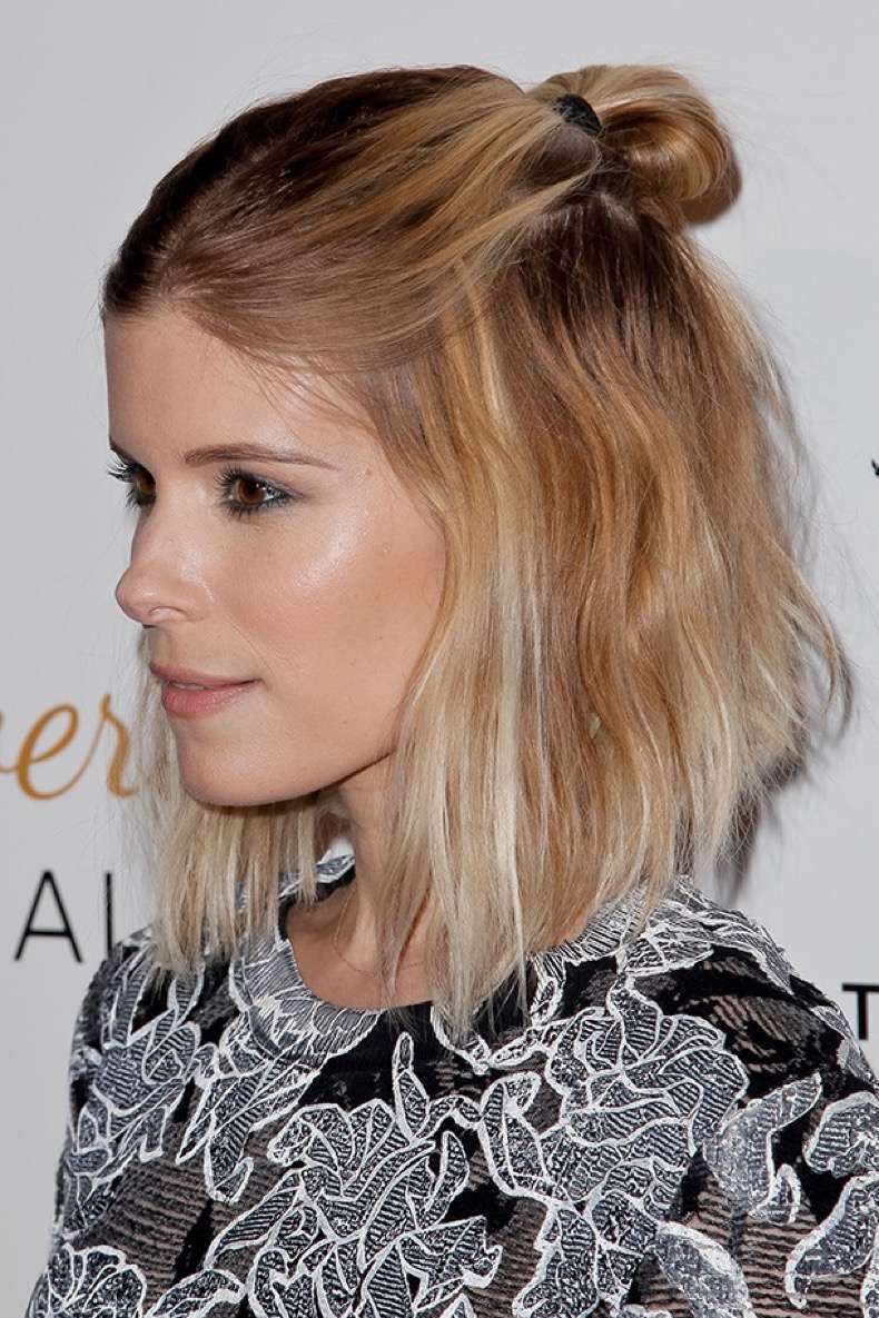 BEVERLY HILLS, CA - MARCH 29: Kate Mara attends the Humane Society's 60th anniversary benefit gala at the Beverly Hilton Hotel on March 29, 2014 in Beverly Hills, California. (Photo by Tibrina Hobson/Getty Images)
