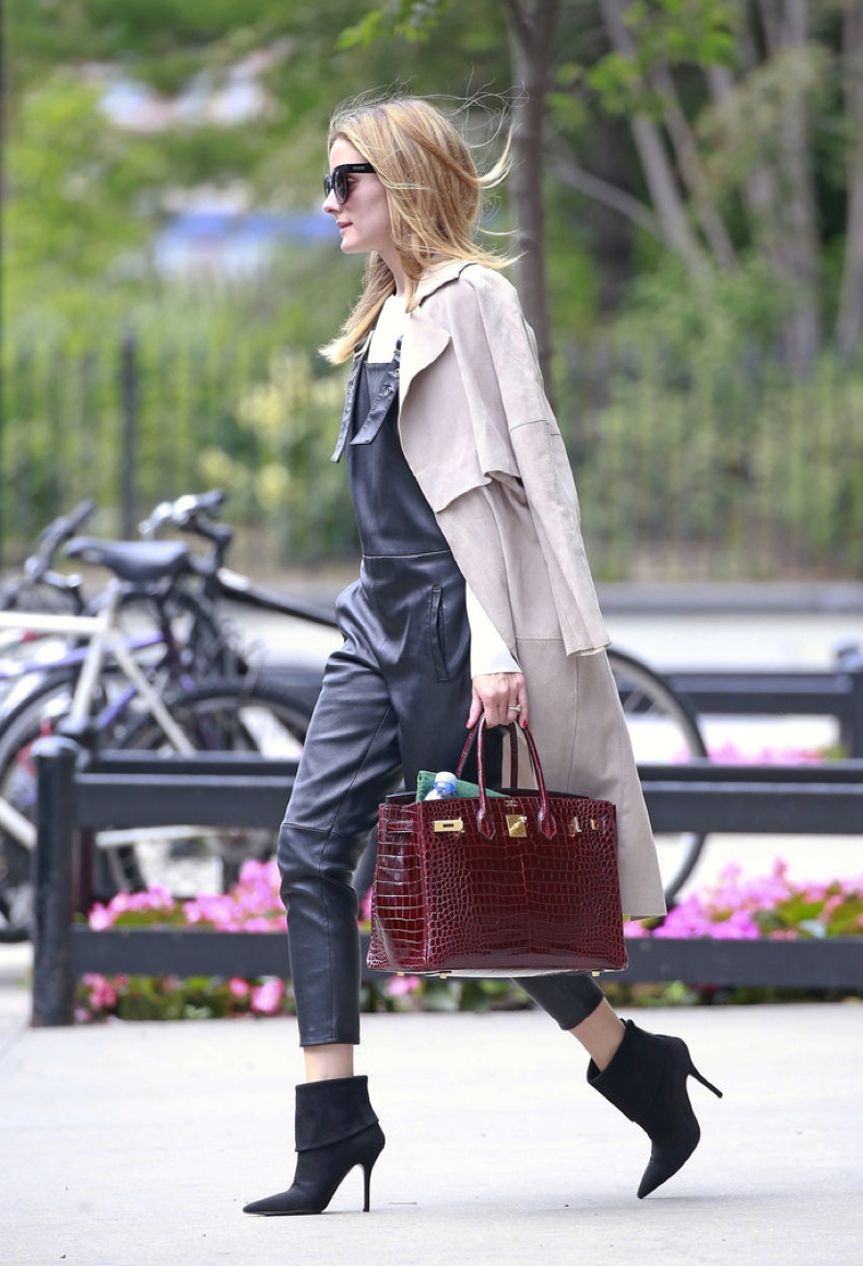 How-Olivia-Palermo-Wears-Overalls