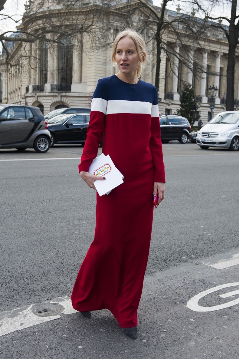 PFW-Street-Style-Day-Nine-space-red-white-and-blue-color-block