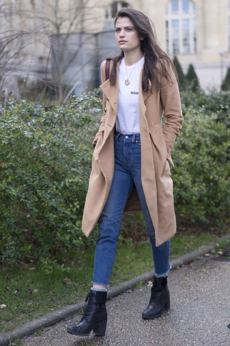polished-trench-lace-up-booties