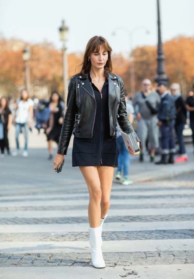 Paris Fashion Week - Spring/Summer 2015 - Streetstyle Featuring: Ece Sukan Where: Paris, France When: 30 Sep 2014 Credit: The Styleograph/WENN.com