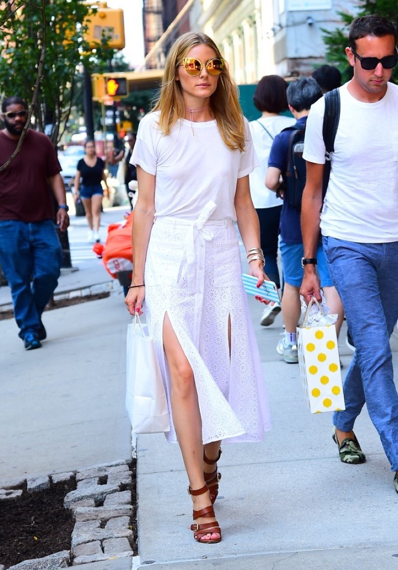 olivia-palermo-white-slit-skirt-july-2016