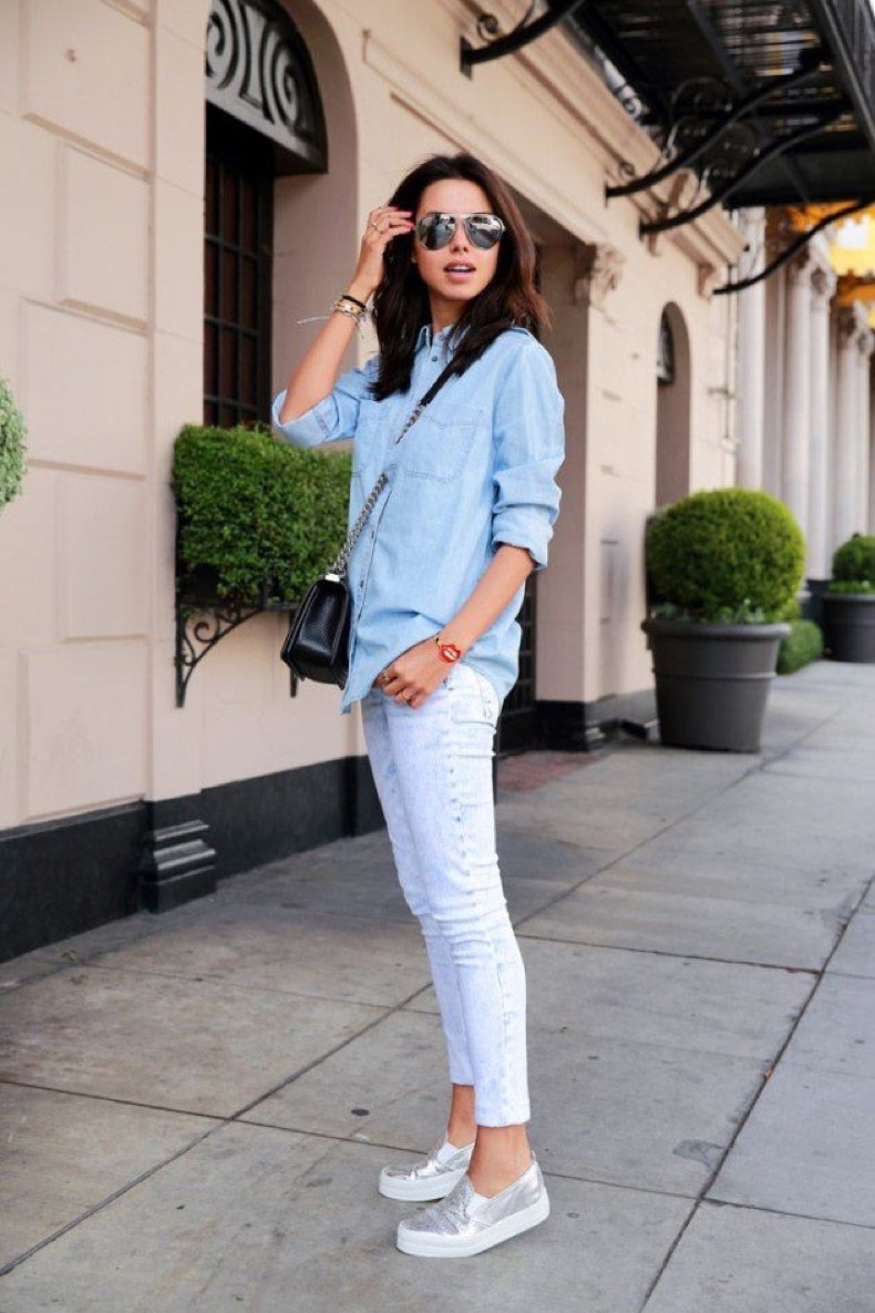 10-ways-to-wear-silver-shoes-3